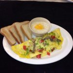 Old fashion omelets served your favorite way