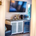 Eco Luxe King Suite - Top Floor - Kitchenette