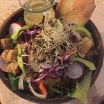 Most popular salad. Healthy af.