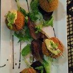 Cod Croquettes, amazing!