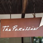 The Patissier - Signboard