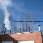 Lexington BBQ smoke house