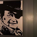 John Wayne decor