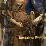 Klingert's Copper Kettle Diving Machine 1797 Reproduction