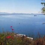 Almost a bird's eye view of Manzanillo Bay