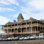 The gracious Grand Pacific Hotel