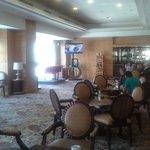 Coffee area
