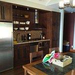 Kitchen (no oven)