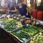 Thai local food, tasty and cheap