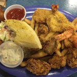 Killer Good Fried Shrimp and Oysters
