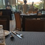 Breakfast at Ground Floor