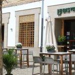 Hemos inagurado nuestra nueva terraza en una de las mejores plazas y mas tranquilas de Úbeda.