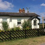Railway Cottage is a renovated gatehouse on the disused 1960's Malton to Pickering line