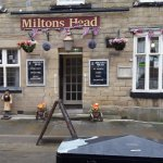 The only town centre pub left, And yes traditional pub