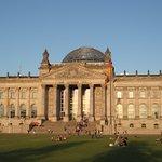 Foto di Parlamento tedesco