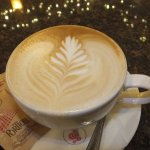 Delicious coffees, teas & hot chocolate