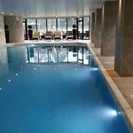 Great pool + sauna + Jaccuzi + steam room