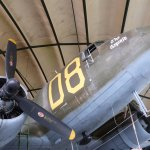 The C47 at St Mere Elgise