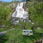 Photo de Tvinde Camping