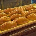 Пироги из настоящей русской печки.