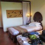 Foto de Serengeti Serena Safari Lodge