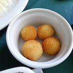 Bolinhos de batata.