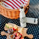 Local fresh produce - gourmet picnic
