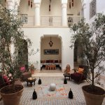 Foto de Table d'hotes Riad Baraka Karam