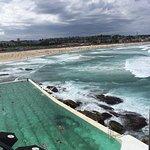 Bondi to Coogee Beach Coastal Walk Foto