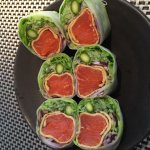 Creative and healthy sushi