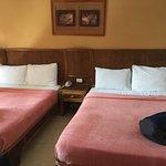 Habitacion comoda, dos camas amplias