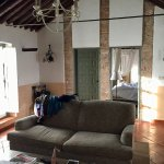 Molino del Arco: the Suite living room