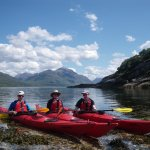 Onsite Sea kayaking