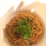 One of the pasta dishes