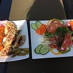 Schawarma / Salat El Mawsam