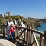 Duden Waterfalls Foto
