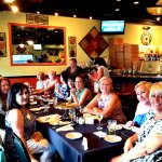 Host your next event at Pizzaro's