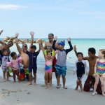 Kids Club at Beach!