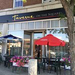 Taverne on the Square, downtown Claremont, NH