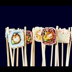 Sushi at Fushi!