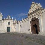 INgreso al Convento