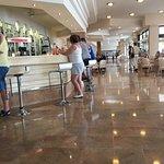 Main lobby lounge bar
