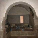 espace relaxation au hammam du spa