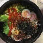 Try our delicious Seafood Ramen!