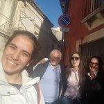 Con Andrea, Lucia e Martina