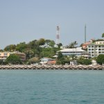 Hotellkomplexet Kantary Bay
