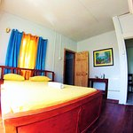 Standard double room with double bed + rainforest shower