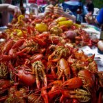 Bottomless Craw Fish Boil every Saturday!