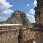 Pyramide principale depuis derrière