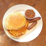 sugar bush pancake breakfast